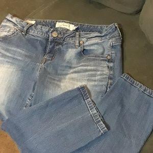 Torrid Boyfriend fit jeans